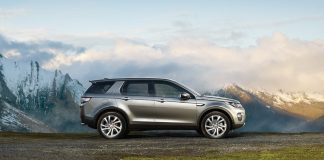 Land Rover Discovery Sport Africa