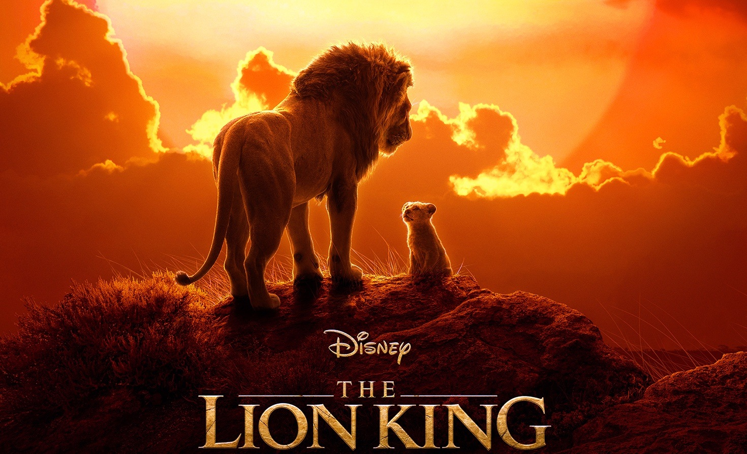 The Lion King opening poised to set new box office records
