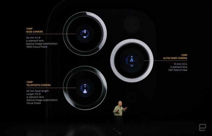 The iPhone 11 standout camera was the highlight at the annual Apple event on Tuesday