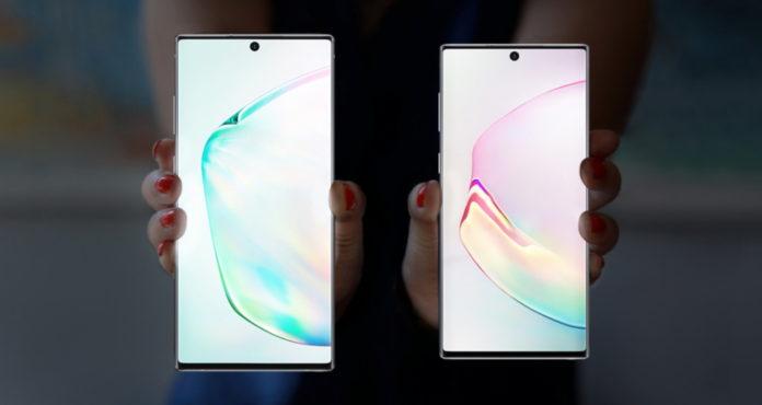 Samsung Galaxy Note 10 | Note10+ with vivid and striking Amoled display